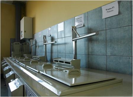 (full) Linia do pasywacji laboratoryjnej