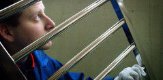 Kontrola jakości po czyszczeniu stali kwasoodpornej
